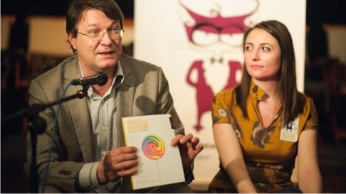 Florin Iaru, Motanov, Simina Diaconu lansare revdepov