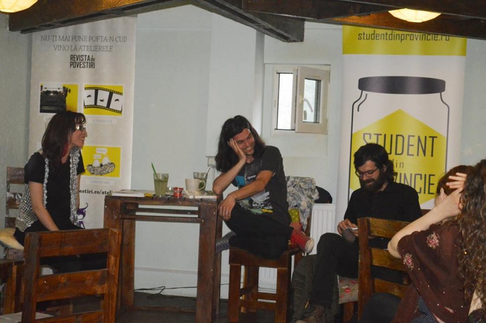 Băiuțeii, by Filip Florian and Matei Florian revista de povestiri
