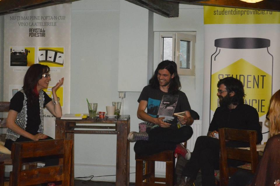 Robin & Vladimir Proca de la Robin and The Backstabbers la pop-up stories club
