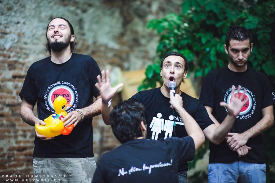 Obligo improvisation band