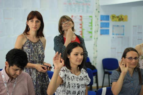 Leadership Summer Academy nestworking cu Cristina Mada Ivona si Teofil