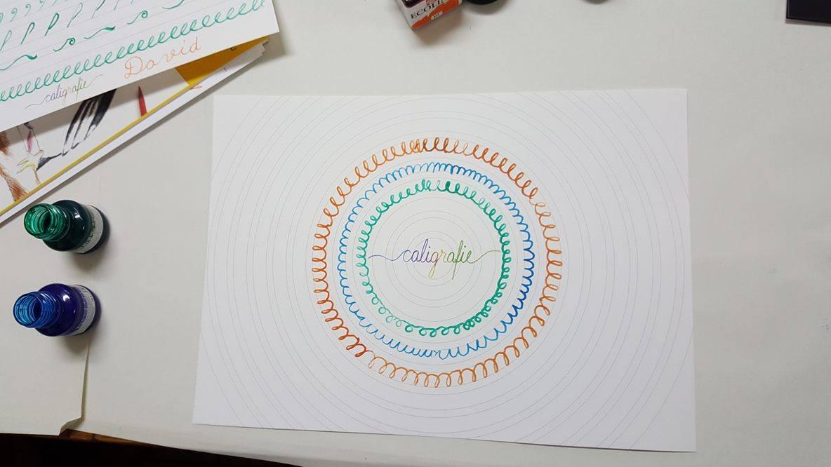 caligrafie copii 1