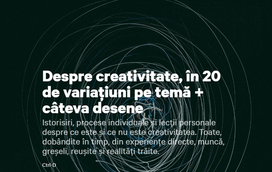despre_creativitate