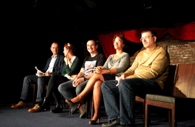 lansare antologie eroi fara voie vorbitori