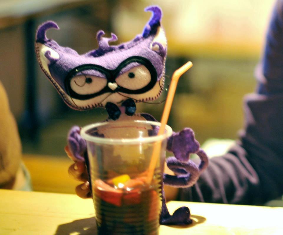 motanov and drinks