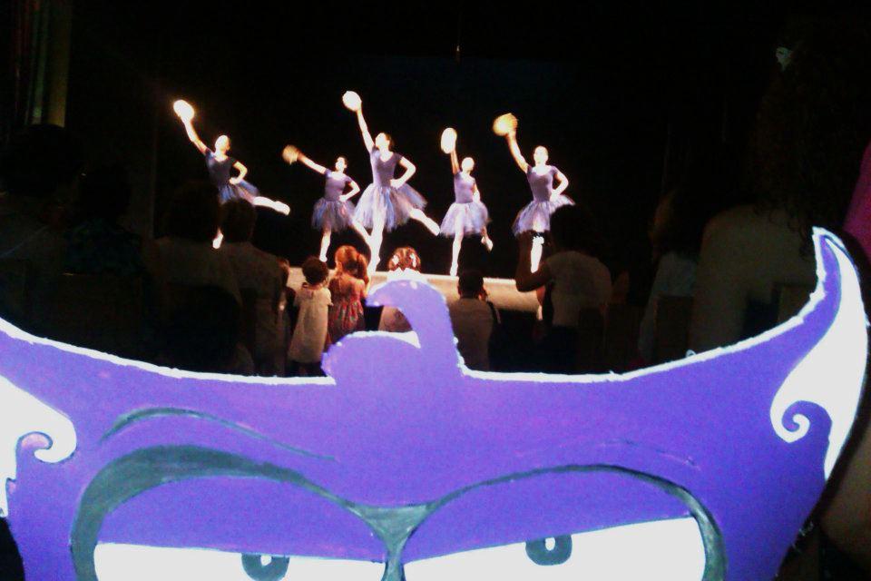 motanov selfie with ballerinas