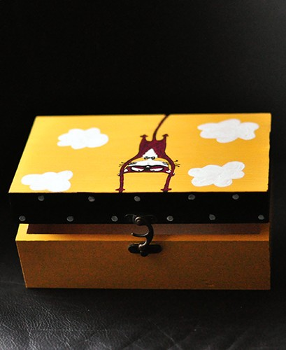 motanov wooden box