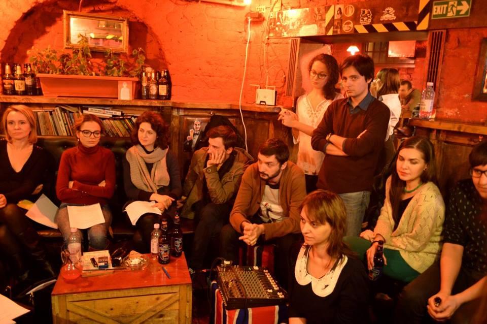 poetry reading club revdepov