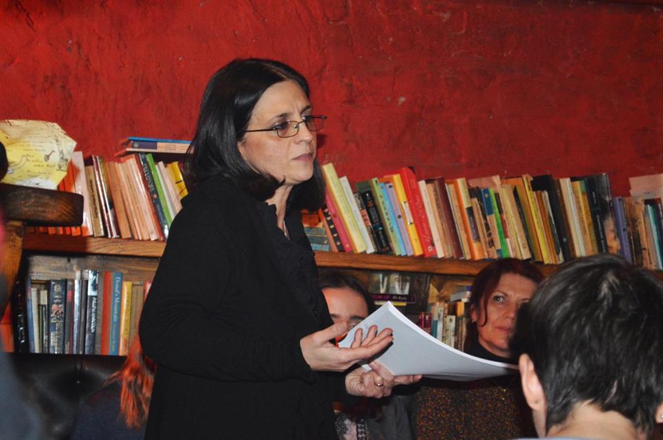 poetry reading simona popescu